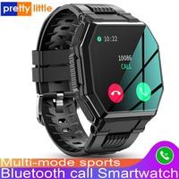S_9 Bluetooth наручные Смарт-часы с Для мужчин полный сенсорный музыка Управление спортивные Фитнес трекер Смарт-часы кровяное Давление сердечно...