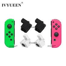 IVYUEEN 1 paire pour Joy con Original plastique/métal boucle de verrouillage pour interrupteur nintention NS NX Joy-Con pièces de rechange de réparation