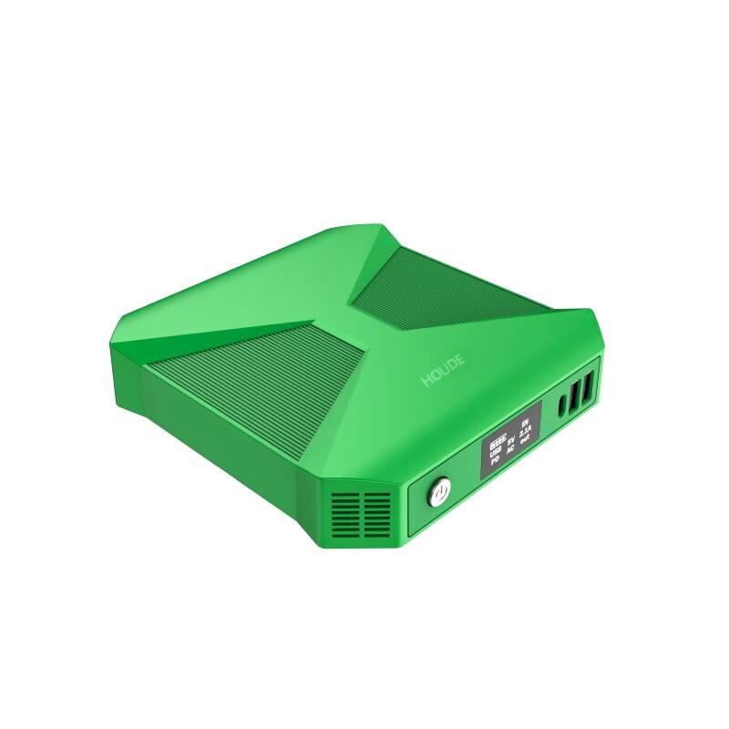 150Wh Capacity 120W Solar Power Generator  110V 220V 230V 240V 250V AC&DC Inverter Backup Machine Power SystemEnergy Storage enlarge