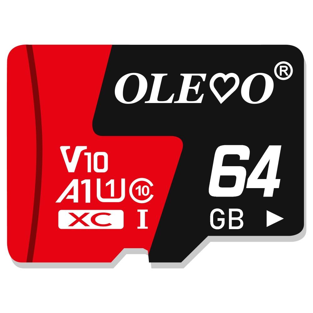 Tarjeta de memoria microsd 100%, 64gb, 128gb, Clase 10, 32gb, tf, 8gb,...