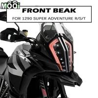 motorcycle front nose fairing for 1290 super adventure rst 2021 2020 2019 2018 2017 cowl carbon fiber front beak wheel fender