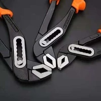 81012 heavy duty fast pipe wrench large opening universal adjustable water pipe clamp plumbers hand tool