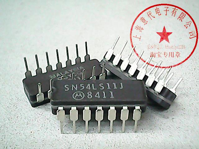 SN54LS11J DIP-14