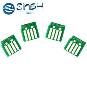2Set CT351053 Image Drum Unit Chip DocuCentre SC2020 CMYK Drum Chip For Xerox SC2020CPS SC2020DA SC2021 SC2020 C2020 C2021 C2022