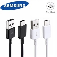 Оригинальный кабель Samsung USB 3,1 Type C, кабель для быстрой зарядки для Galaxy S20 Note 20 10 Ultra S20 FE M51 M31 A91 A71 A51 A31 S10 S9 S8