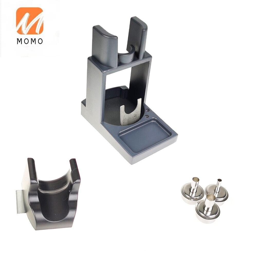Digital Display Electric Soldering Iron Lead-Free Smart Heat Gun Desoldering Station 1000W Air Volume 861dw enlarge