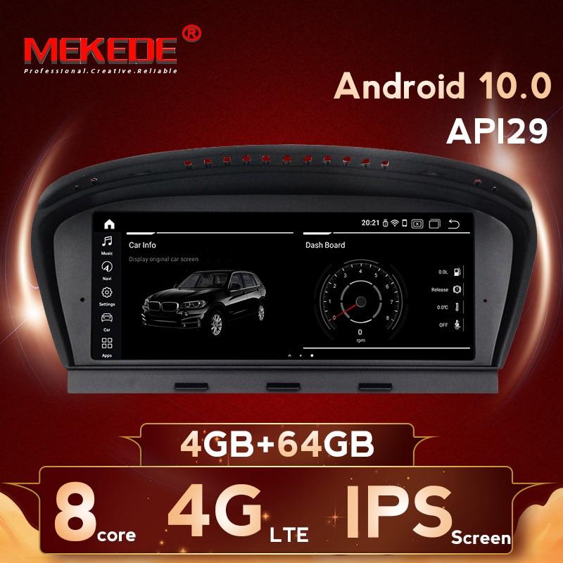 "MEKEDE 8.8""HD 4G+64G Android 10 car radio multimedia player for BMW 5 Series E60 E61 E62 E63 E64 E90 E91 E92 CCC CIC system"