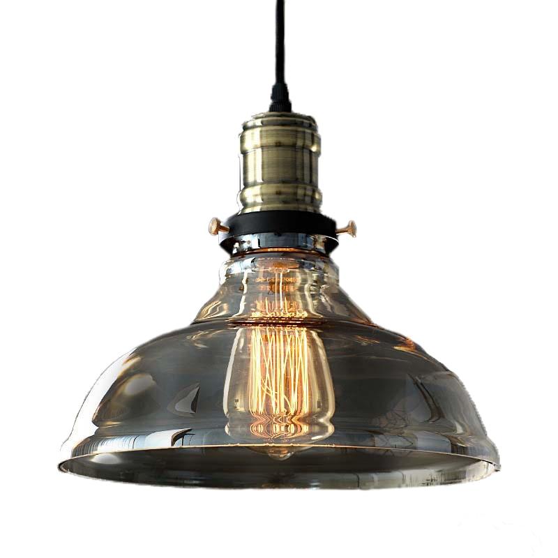 nordic criativo moderno loft lampada de suspensao vidro luminarias e27 e26 led pingente