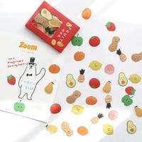 100pcs patterns cute stickers aesthetic stick label diary album school stationery custom gift sealing decorative scrapbooking