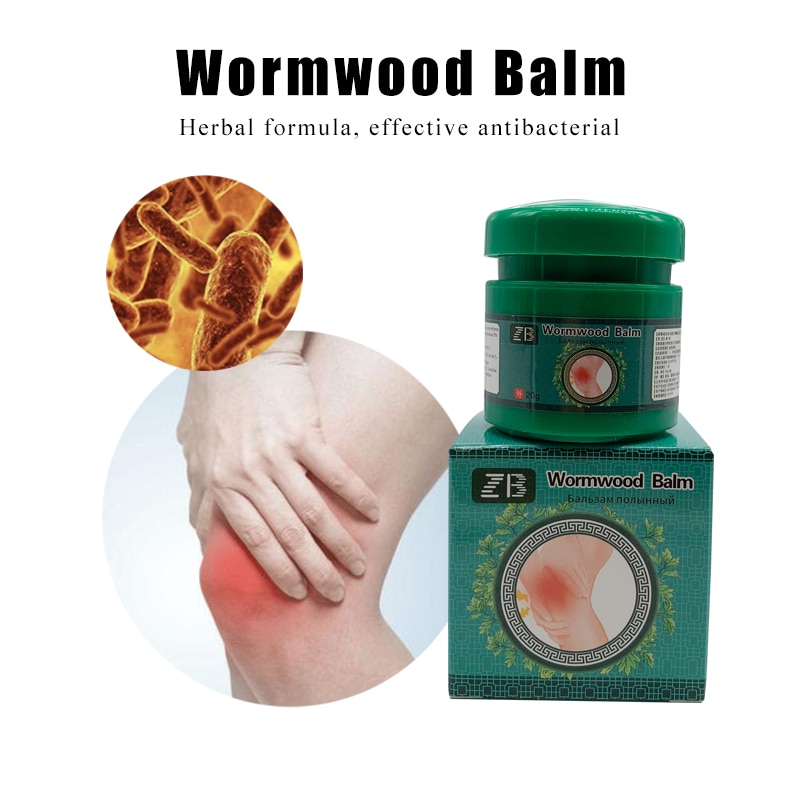 Wormwood Active Balm Moxibustion Relief Pain Antibacterial Anti-Mosquito Bites And Itching Cooling Oil Moxibustion Chinese Cream cool and refreshing oil adjustable artemisia oil mosquitoes itching drive midge moxibustion moxibustion partner cream