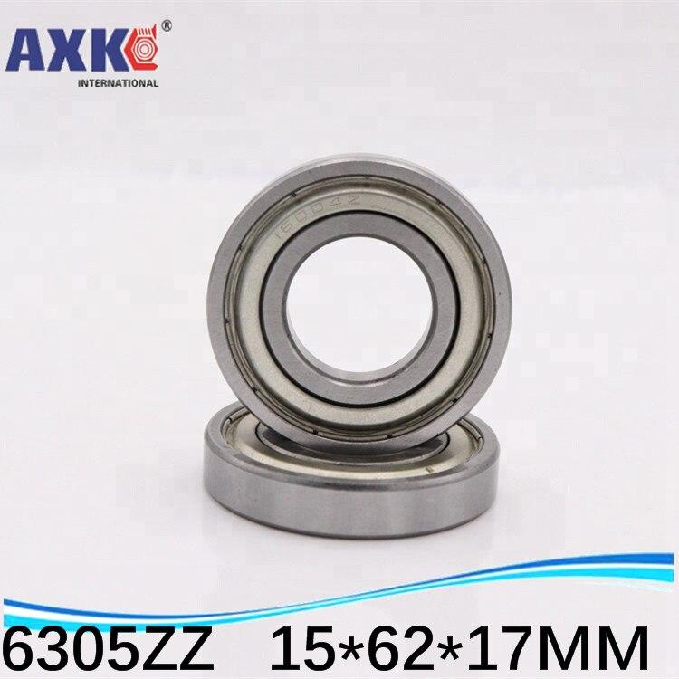 Factory direct sale 6305 6305ZZ 6305-2Z 6305Z 80305 25*62*17 mm High quality deep groove ball bearing 5pcs/lot