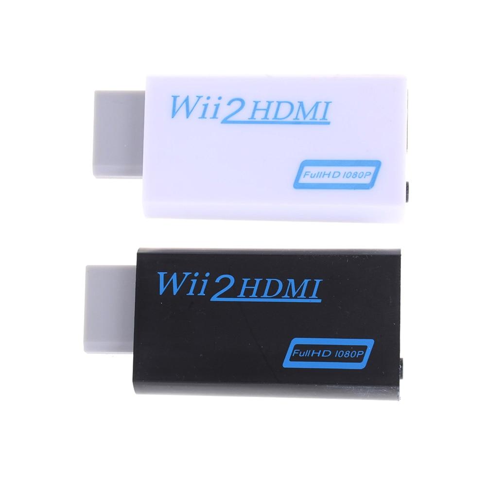 1 Pza para Wii a HDMI Adaptador convertidor soporte FullHD 720P 1080P...