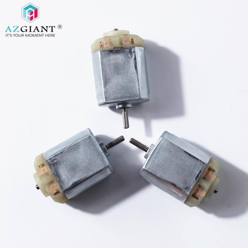 Azgiant 3 pces FC-140RE-09490 9.6mm carro elétrico espelho drive motor