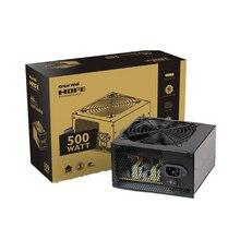 GreatWall/컴퓨터 전원 공급 장치 HOPE - 6000 ds/정격 500 w 전원 공급 장치 (12 cm/시리즈 커패시턴스/음소거 팬/와이드)
