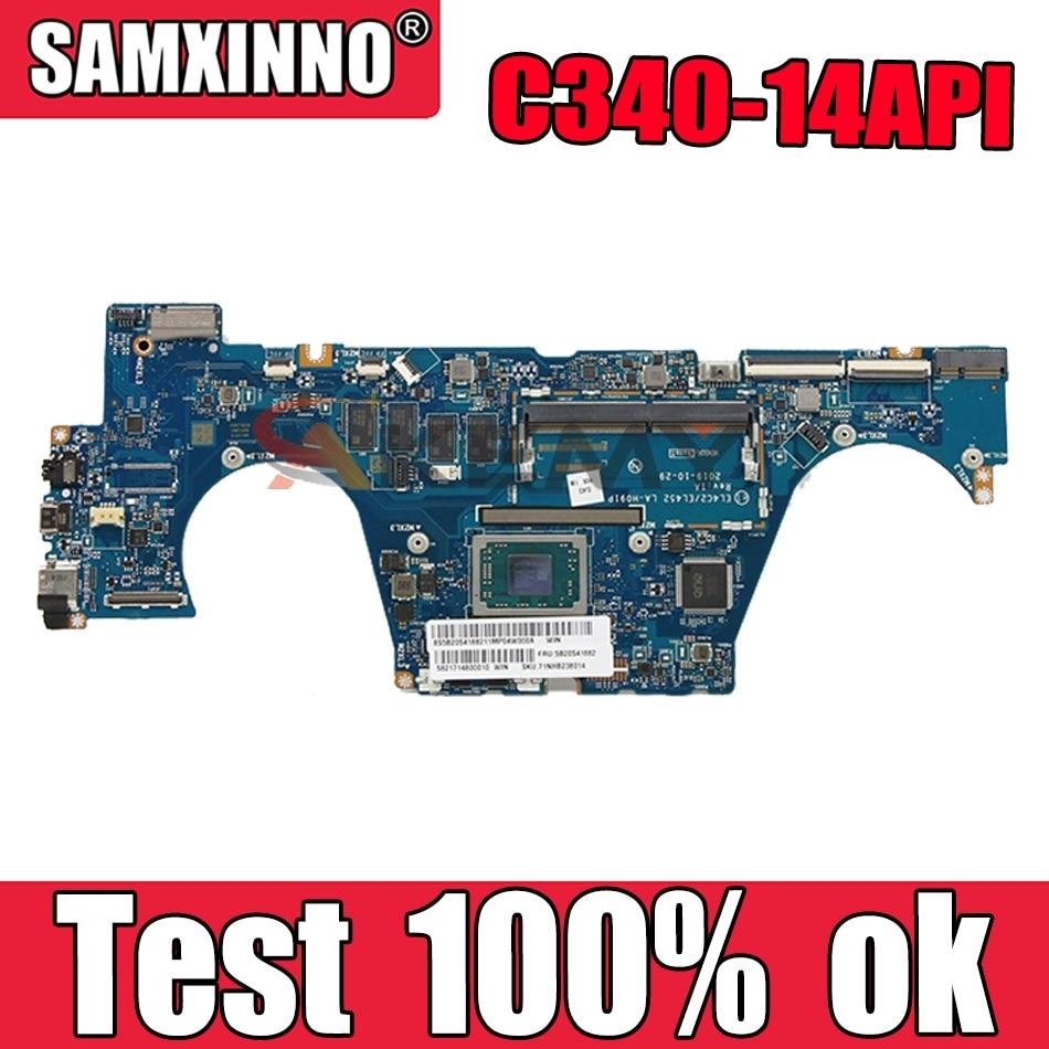 لينوفو IdeaPad C340-14API / FLEX-14API / S540-14API اللوحة الأم للكمبيوتر المحمول LA-H091P UMA R5 0G FRU 5B20S41880 اللوحة الرئيسية