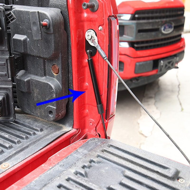 Car Trunk Hydraulic Rod Tailgate Shock Support Bar Modification For Ford F150 2015 2016 2017 2018 2019 Accessories