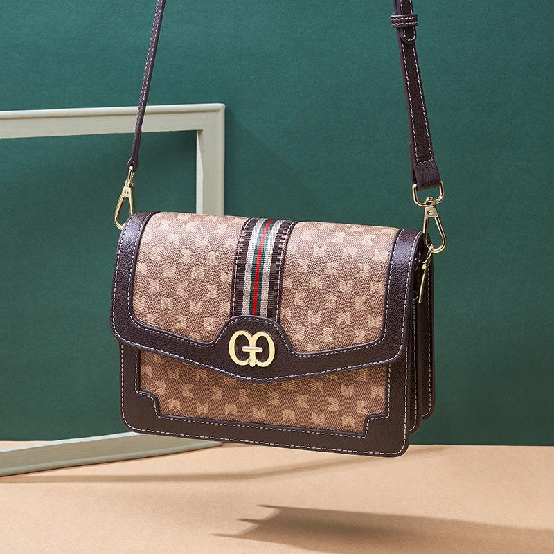 Фото - Роскошная брендовая сумка, роскошная дизайнерская сумка, женская сумка-мессенджер, сумка-мессенджер sabellino сумка sabellino 19ср 00296 21