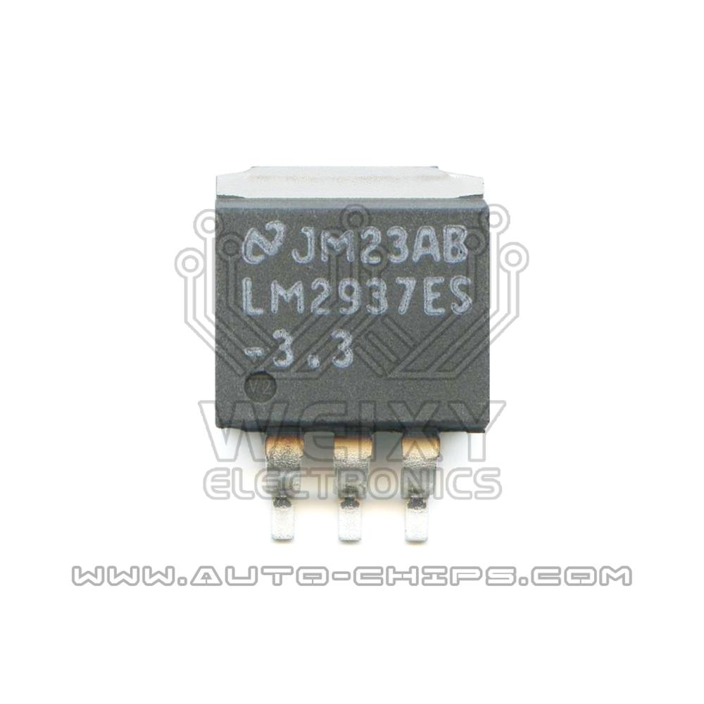 LM2937ES-3.3 chip utilizado para veículos automóveis ecu