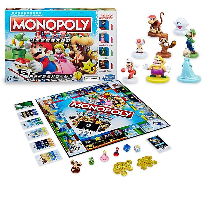 Hasbro Monopoly Millionaire Mari Family Board Game Interactive Parent Child