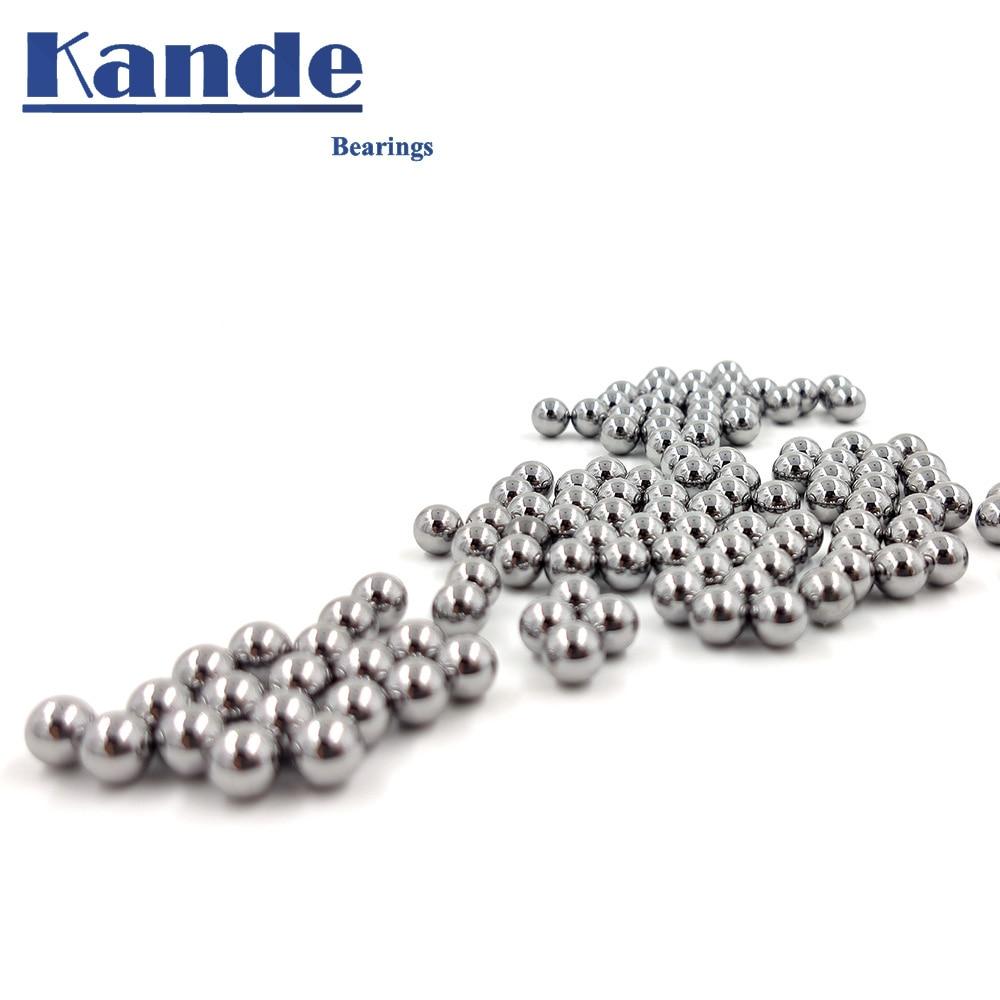 High Quality 1-5mm  GCR15 100Cr6 Solid ball High precision G10 1 2 3 4 5 mm 100Pcs hardness bearing ball For slingshot,No Magnet