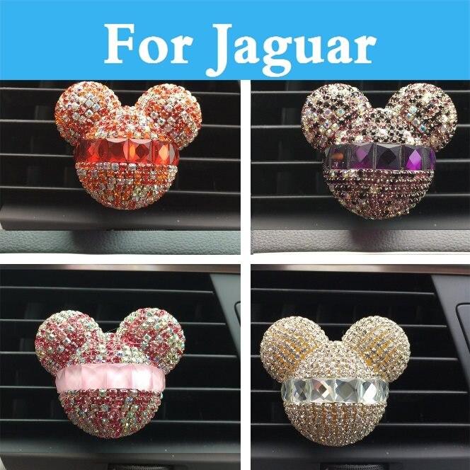 Автомобильные украшения, Алмазный кондиционер, освежающий агент, парфюм для Jaguar Xe Xf Xfr Xj Xjr Xk Xkr X-Type F-Pace F-Type S-Type
