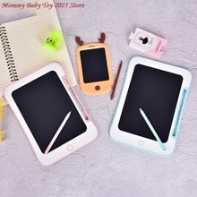 Drawing Tablets Toys Handwriting Pad Early Educational Drawing Board for Kids Writing Board Child Gi