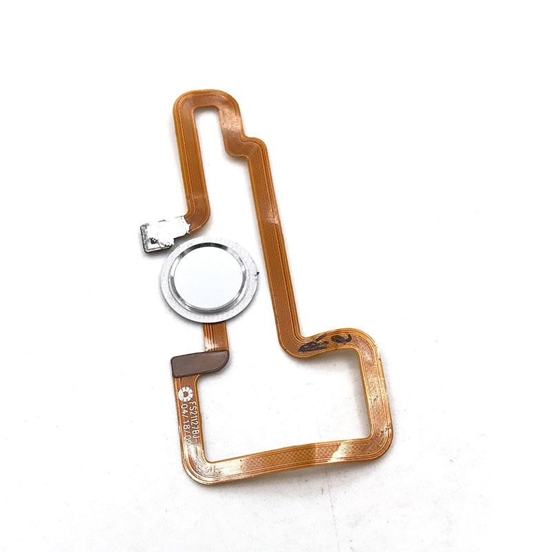Flex nuevo Cable Sensor de huella digital táctil para Asus zenfone 5Q ZC600KL botón de inicio