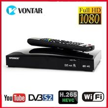 Openbox V8S Plus Rezeptor Satelliten DVB S2 Digital Satellite Receiver TV Box Unterstützung Xtream Youtube Biss Schlüssel USB Wifi 3G modem