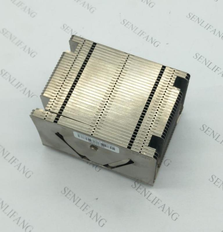 Disipador térmico pasivo SNK-P0048PS X9 X10 2U para CPU estrecho ILM LGA2011 2U para tomas LGA 2011 para servidor CPU disipador térmico