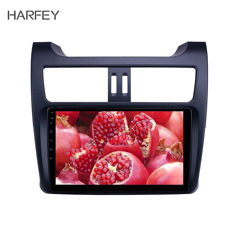 Harfey Android 8,1 navegación GPS Radio de coche de 10,1 pulgadas HD pantalla táctil Bluetooth para SQJ Spica 2018 Carplay TPMS OBD2