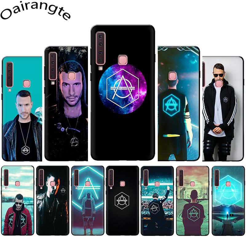 Don Diablo DJ silicone phone case for Samsung A3 A5 A6 Plus A7 A8 A9 A10s 20s 30s 40s 50s 70 J6
