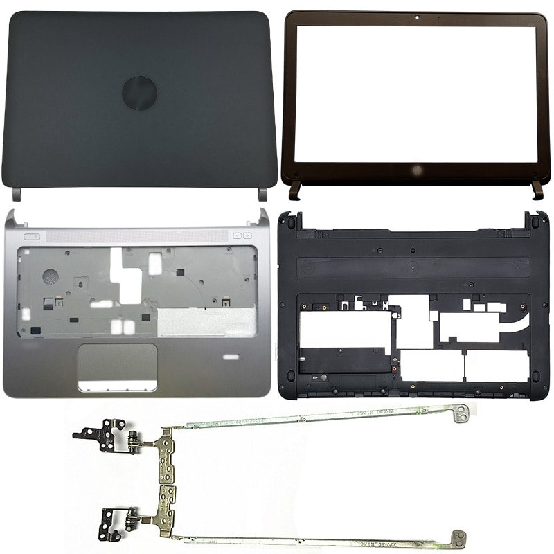 NEW Laptop LCD Back Cover/Front Bezel/Hinges/Palmrest/Bottom Case For HP Probook 430 G2 768192-001 768213-001 807232-001 new laptop for hp probook 450 g3 455 g3 computer case lcd back cover front bezel hinges cover palmrest bottom case bottom cover