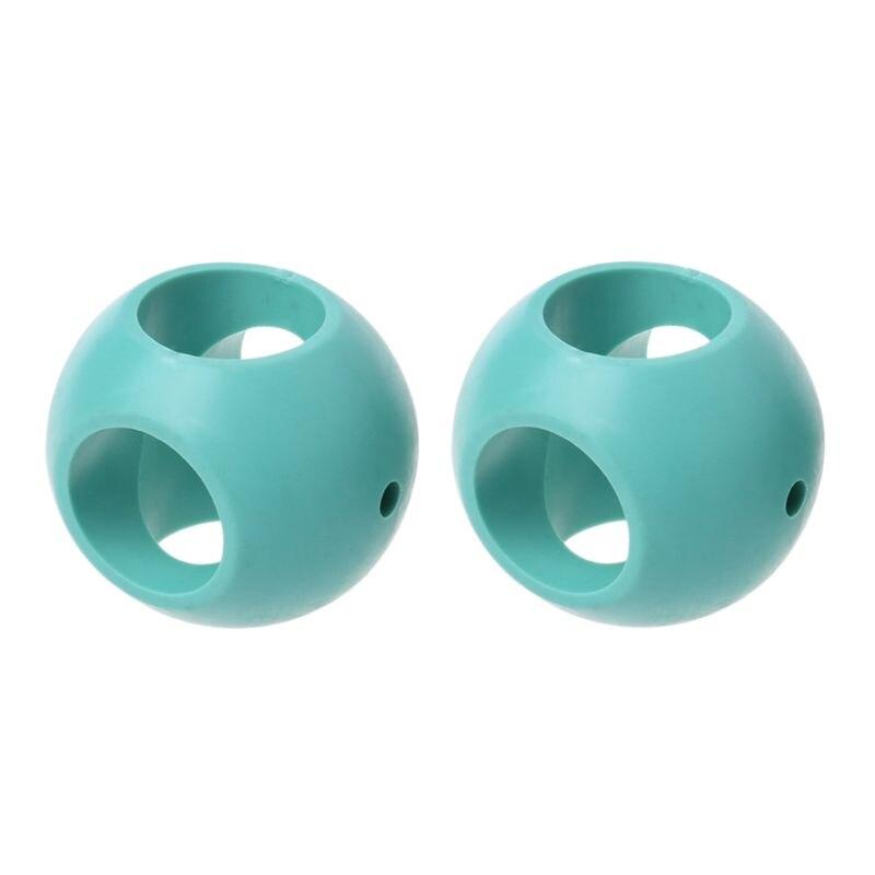 2 шт. магнитные шарики для стирки с защитой от накипи аксессуары стиральных