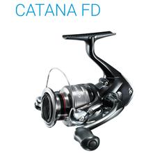 Original 18 Shimano Catana FD 1000 2500 2500HG 3000 3000HG 4000 4000HG FD Moulinet de Pêche 2 + 1bb 5.0 1 6.2 1 Braquet