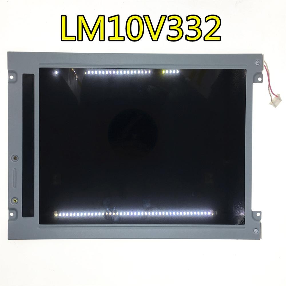 Puede proporcionar vídeo de prueba, 90 días de garantía 10,4 pulgadas panel lcd LM10V332