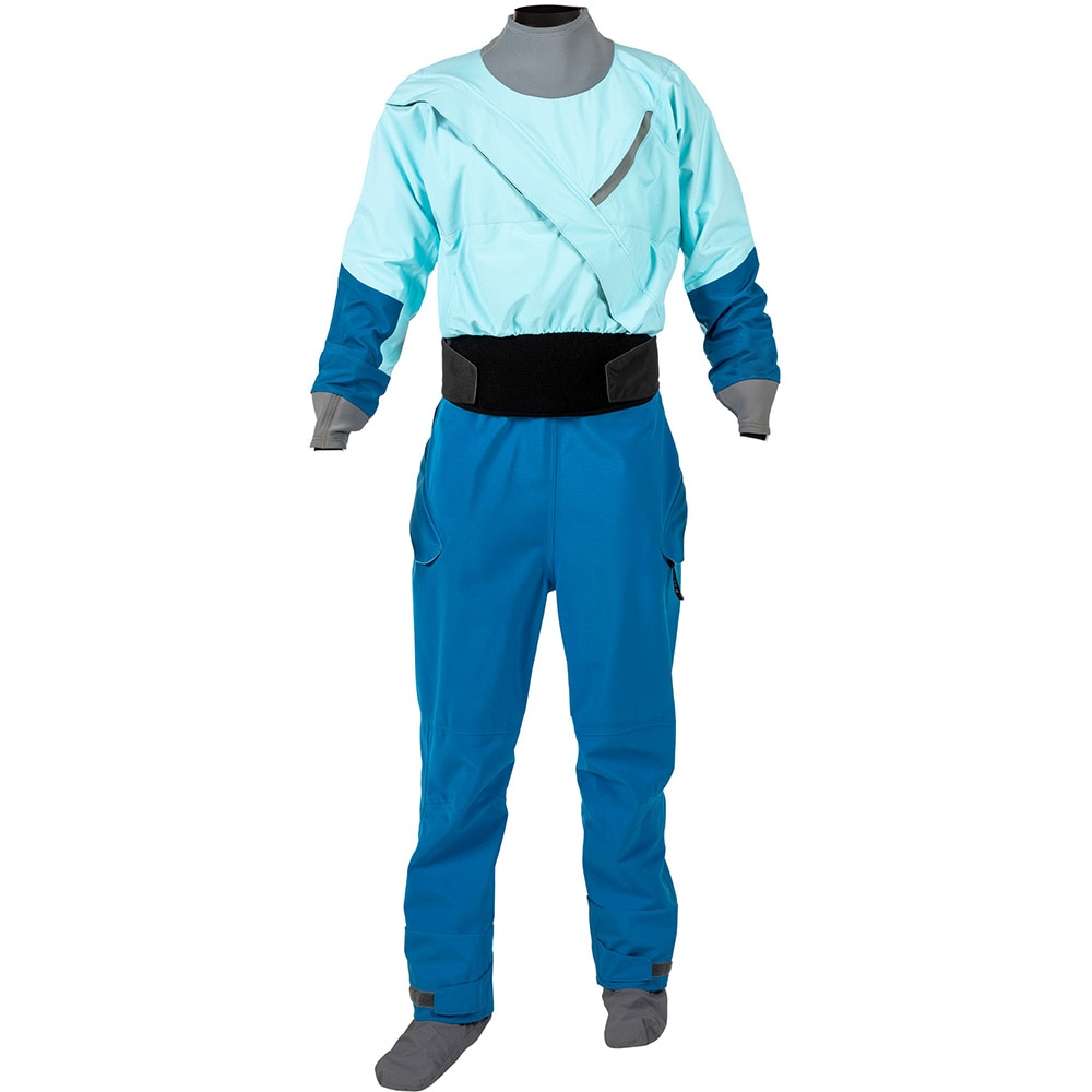 Drifting Kayaking Dry Suit For Women 3 Layers Material Waterproof DW13