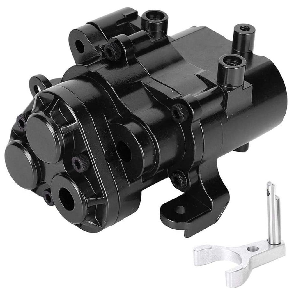 Thermal Conductivity RC Gearbox Housing Data Accurate Gearbox Housing For 1/10 Traxxas TRX-4/6 RC Car Series
