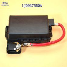 For 1999-2004 Bora GOLF MK4 Black Fuse Box Battery Terminal 1J0 937 617 D 1J0937617D 1J0-937-617-D