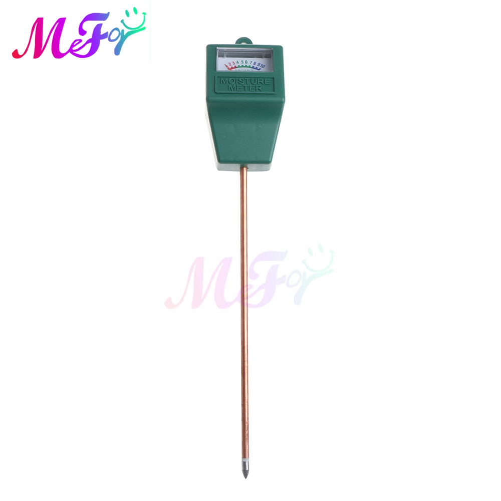 Soil Water Moisture Measuring Tester Humidity Metre Meter Detector Garden Plant Flower Hygrometer Hydroponic Testing Tool