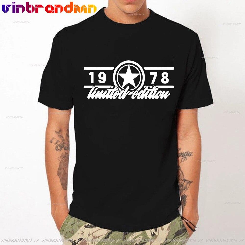 Camiseta fresca de edición limitada para Hombre, Tops de algodón de manga...