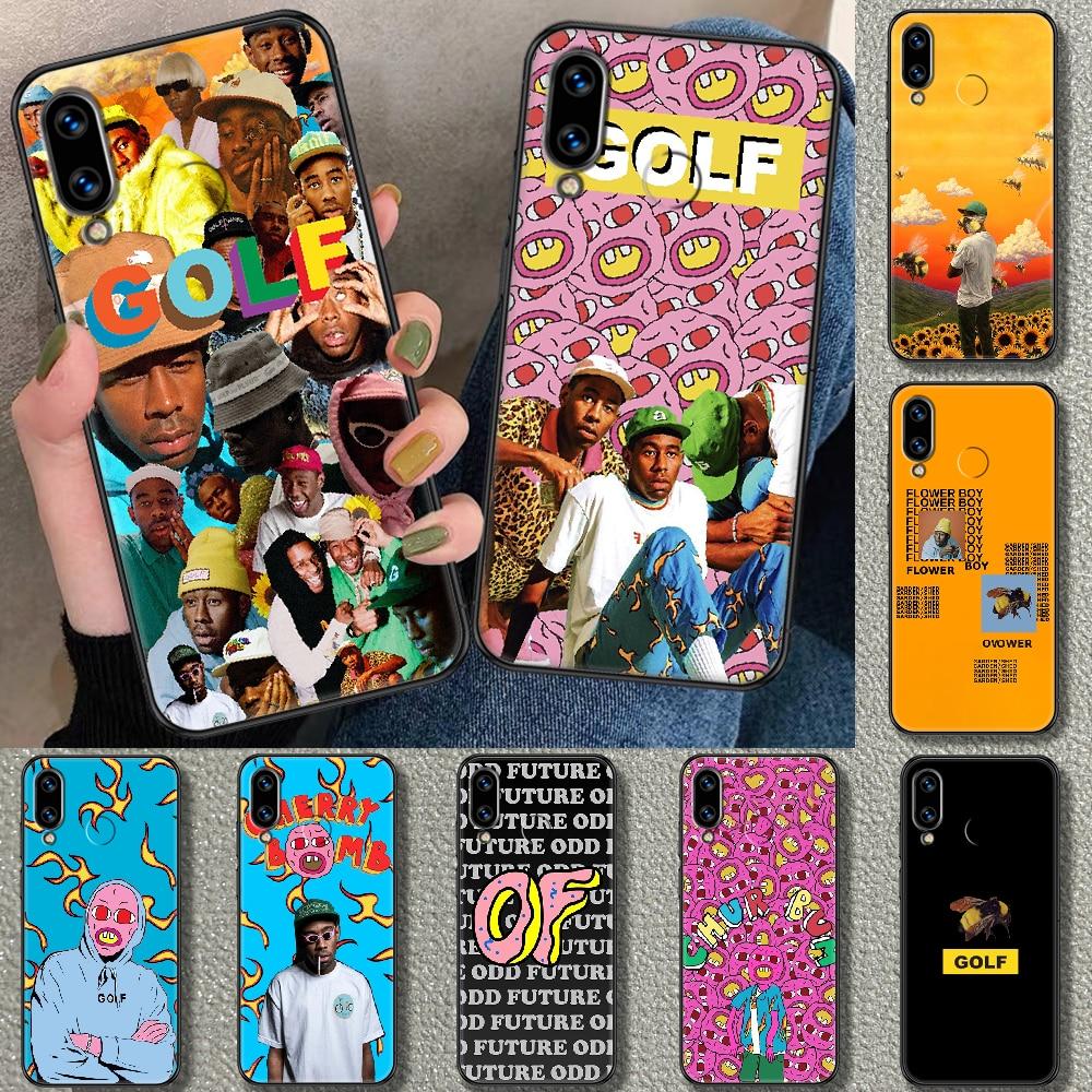 Rapper killer – coque de téléphone, jolie, motif le créateur de la mode, pour Huawei Honor 6 7 8 9 10 10i 20 A C X Lite Pro Play
