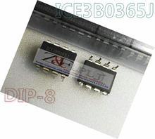 ICE3B0365J  ICE3B0365JG  Current Mode PWM Controller IC for SMPS Jitter version 650V 8-Pin PDIP Tube  New Original  50pcs/lot