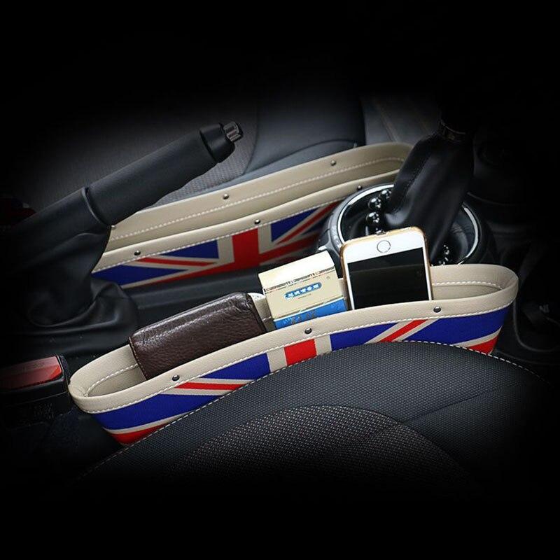 Bolsas de almacenamiento para hueco de asiento de coche, accesorios antigoteo para...