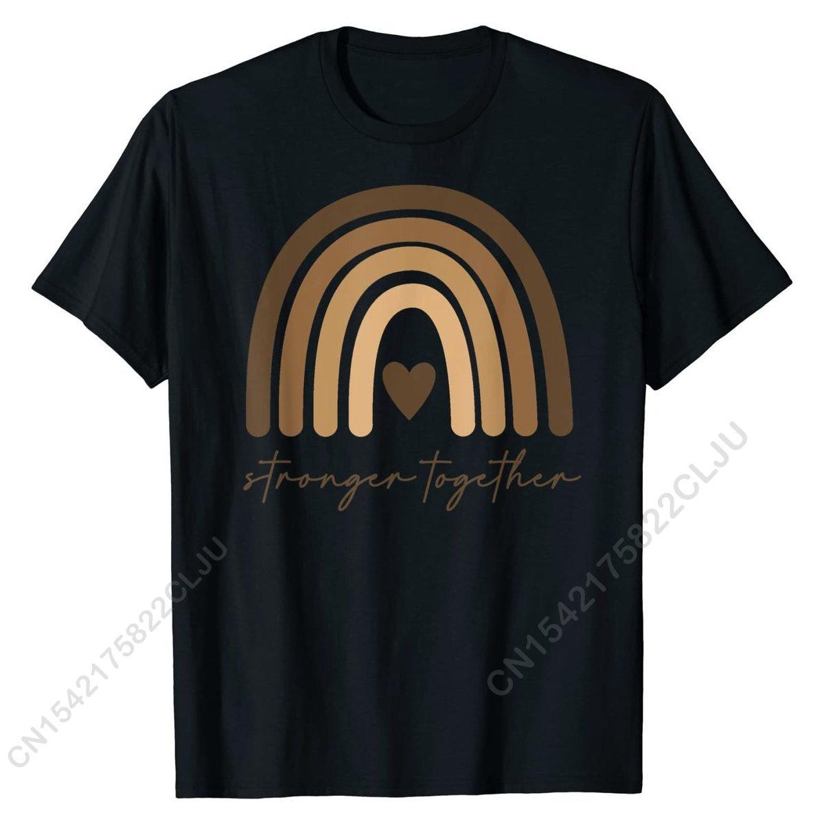 Inspirador de la igualdad Racial aliado piel camiseta diseño Top camisetas Tops...