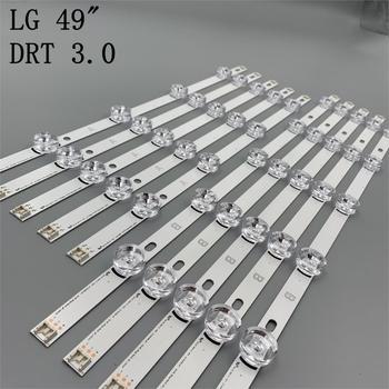 Bande de lampe rétro-éclairage LED, pour LG Innotek, DRT 3.0 49 pouces, AB 49LB552 49lb6295 AGF78402201 49LB561U 49LB582V 49lf62022 49UF6430