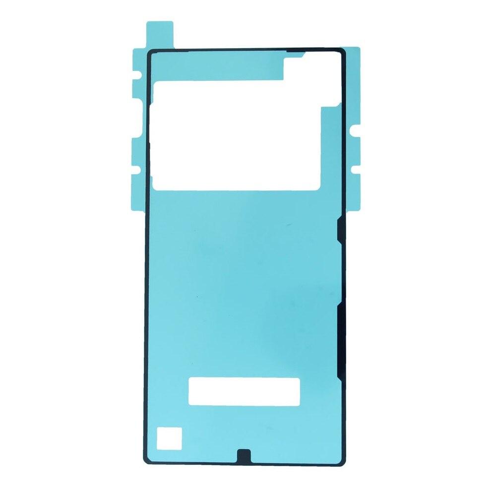 Для Xperia Z5 Premium E6833 E6853 E6883 ЖК-передняя рамка Корпус задняя крышка для батареи наклейка на дверь