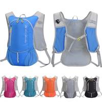8L рюкзак для спорта на открытом воздухе, велоспорта, кемпинга, бега, воды, гидратации, ультралегкий рюкзак для пешего туризма, езды на велоси...