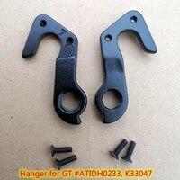 1pc bicycle gear derailleur hanger for gt atidh0233 k33047 gt helion avalanche zaskar carbon gt pantera xizang mech dropout