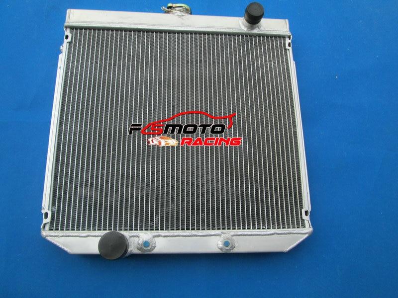For Ford Falcon Fairlane Aluminum Radiator XY XW 302 6CYL 69-72 AUTO/Manual MT