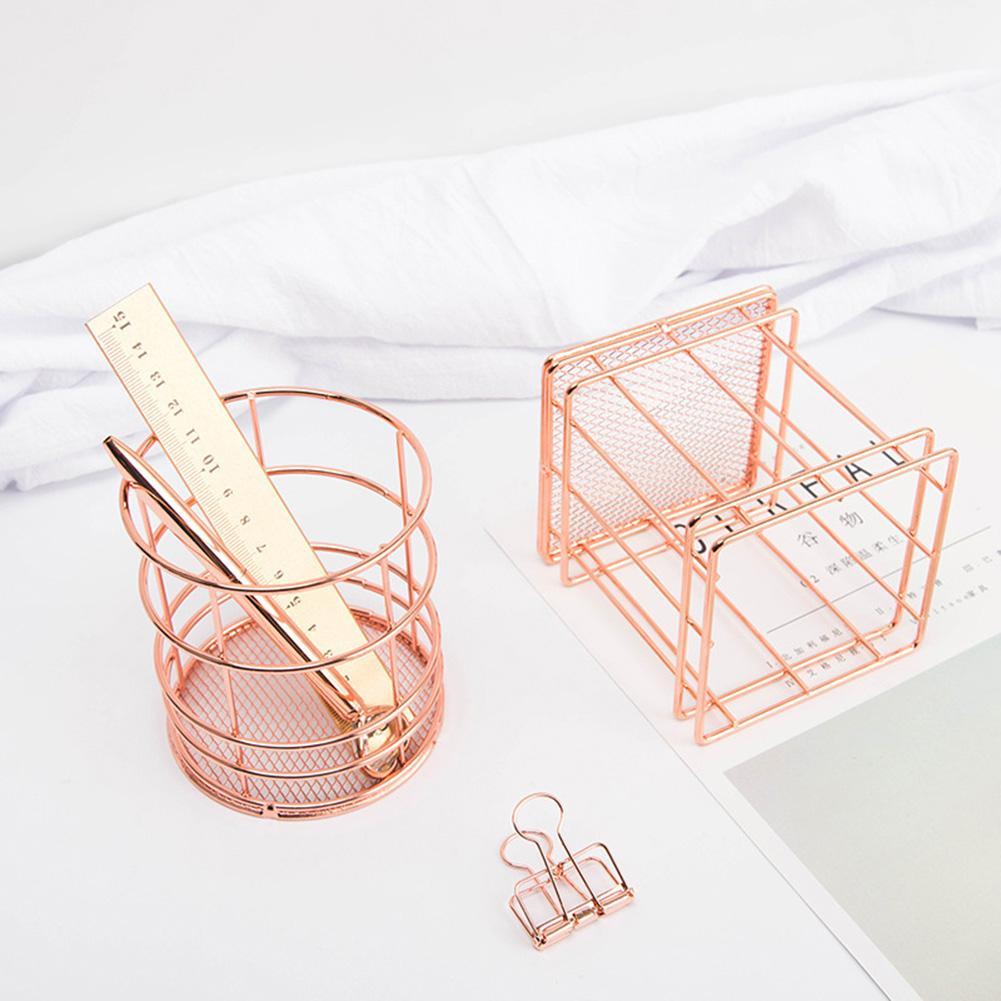 Caja de almacenamiento organizador de escritorio caja de almacenamiento caja de decoración